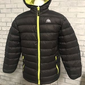 Snozu down coat jacket